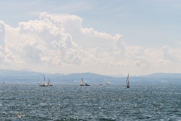 Sommer auf dem Bodensee