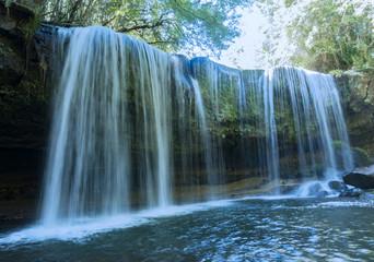 Recess Fitting Waterfalls 熊本阿蘇・鍋ケ滝