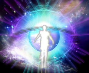 Life after death and eye of consciousness