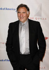 Actor Hirsch arrives to attend Quill Awards Gala in New York City