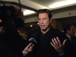 "Travolta attends a 30th anniversary screening of ""Saturday Night Fever"" in Beverly Hills"