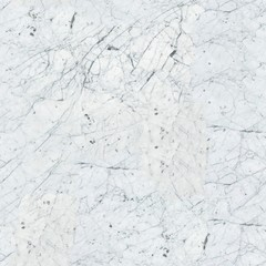 Light marble texture. Seamless square background, tile ready.