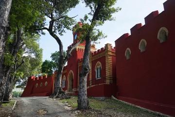 Fort Christian historical landmark, Saint Thomas island