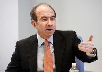 Viacom Inc. President and Chief Executive Officer Philippe Dauman speaks at the Reuters Global Technology, Media and Telecoms Summit in New York
