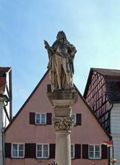 Der Schöne Brunnen in Bad Windsheim
