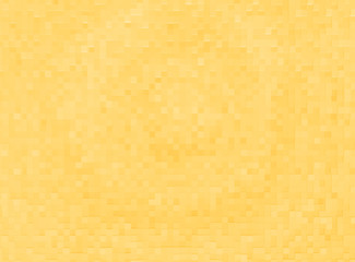 Yellow 3d cubes blocks texture background