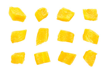 mango chunks Wall mural