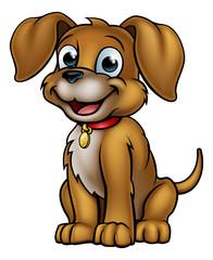 Cartoon Dog Pet