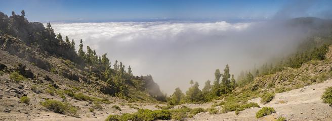 Teide volcano national park, Canary Islands, Spain