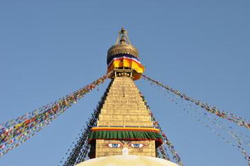 Nepal Kathmandu Bodhnath