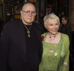 "ACTOR ROD STEIGER AND HIS WIFE JOAN POSES AT LOS ANGELES PREMIERE OF""INSOMNIA""."