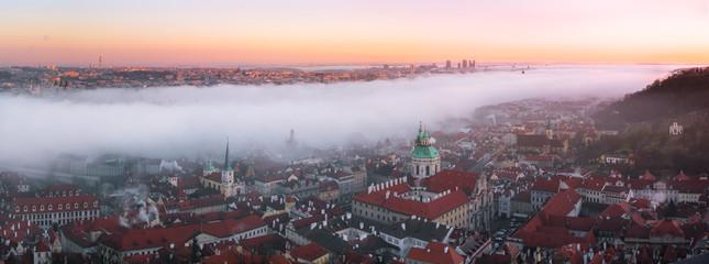 Prag von der Prager Burg - Tscheschiche Republik