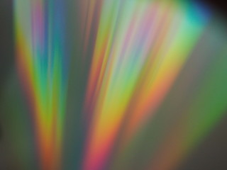 Northern Lights, rainbow colorful abstract blurry background.