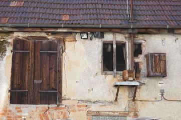 Altes verfallenes Gebäude