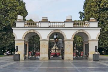 Warschau, Grab des unbekannten Soldaten