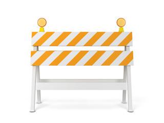Safety roadblock