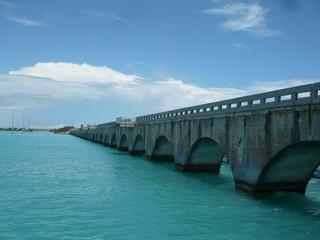 Florida Keys bridge