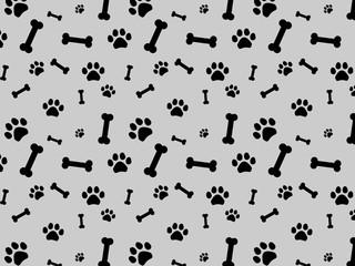 Animal symbol pattern