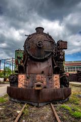 Vintage railway