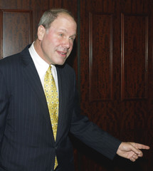DISNEY CEO MICHAEL EISNER HONORED AT WILL ROGERS MOTION PICTUREPIONEERS FOUNDATION DINNER.