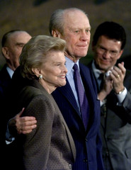 File photo of former US President Gerald Ford in Washington