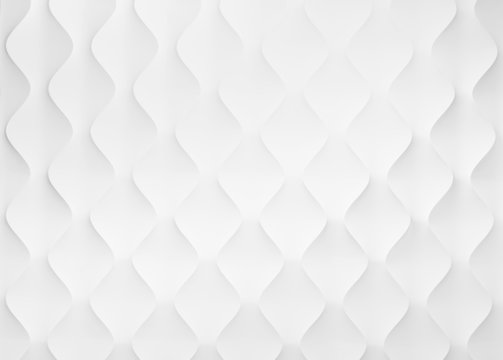 White Diamond pattern shape Abstract Background