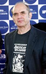 COMIC BOOK ARTIST HARVEY PEKAR ARRIVES AT SPIRIT AWARDS IN SANTA MONICA.