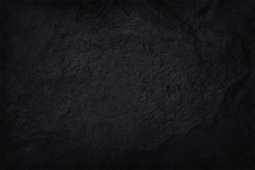 Dark gray black slate natural pattern for background and design.