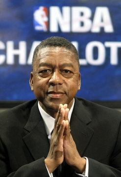 BUSINESSMAN JOHNSON AWARDED NEW NBA FRANCHISE.