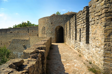 fortress inside