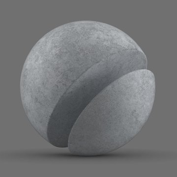 Concrete Raw Grey