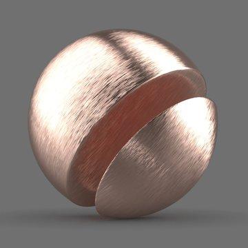 Copper Brushed