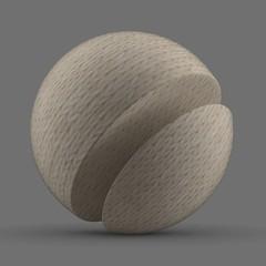 Wool Woven White