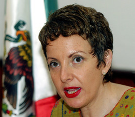FILE PHOTO OF MEXICAN AMBASSADOR TO CUBA LAJOUS.