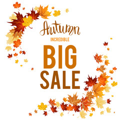 Hello autumn design sale