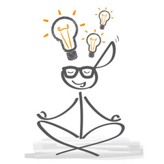 Meditieren und Erkenntnis