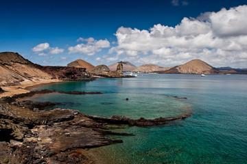 The Galapagos Islands. Ecuador. Pacific Ocean.