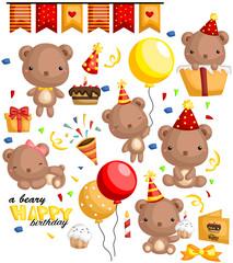 A Beary birthday