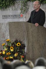 German artist Kiefer receives Peace Prize of German booksellers during ceremony in Frankfurt