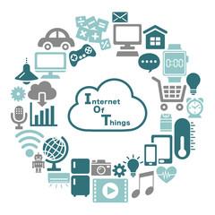 IOT インターネット ネットワーク