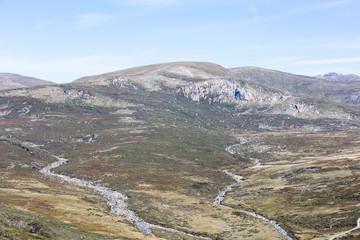Mount Kosciuszko View