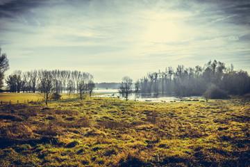 Naturschutzgebiet Bislicher Insel in Xanten