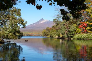 Onuma Quasi National Park, Mt. Komagatake, Hokkaido, Japan