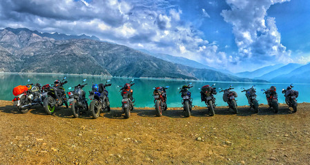 14 Bikes 14 Riders