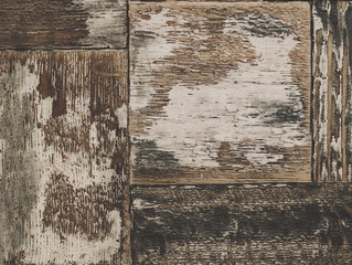 Texture wooden laminate aged