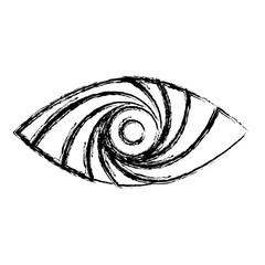 Shutter camera symbol icon vector illustration graphic design