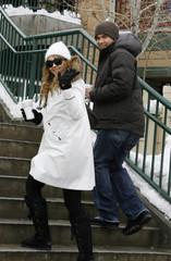Jessica Alba and Cash Warren at 2008 Sundance Film Festival in Park City