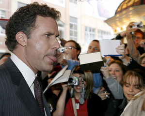 Actor Will Ferrell arrives for gala at Toronto International Film Festival