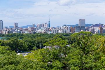 Fukuoka city