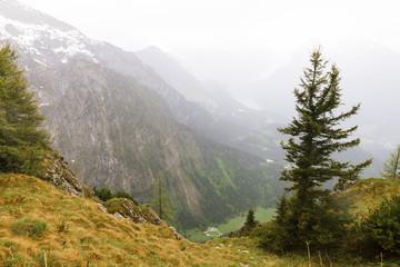 Berchtesgaden National Park.